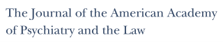 Journal of the American Academy of Psychiatry and the Law